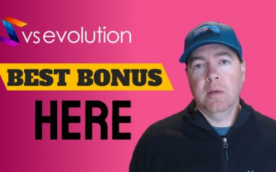 VS Evolution from Mark Bishop Review and Bonus