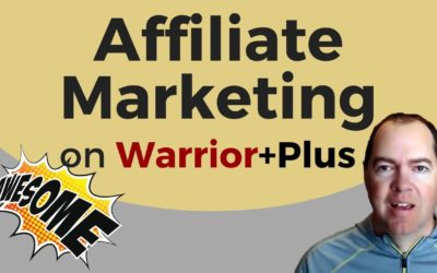 Affiliate Marketing on Warrior Plus