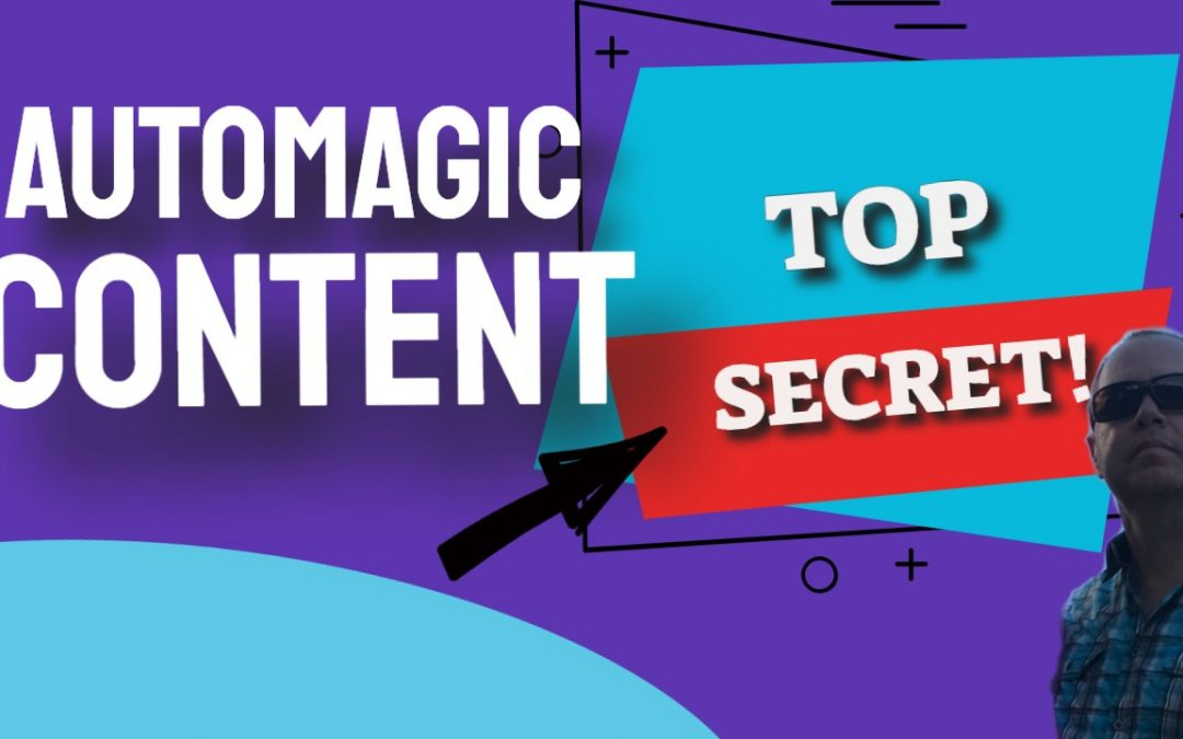 Automagic Content Review +Bonuses