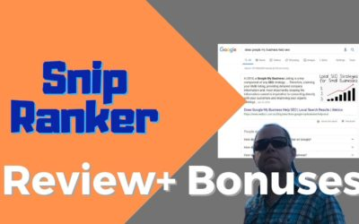 Snip Ranker Review + Bonus!