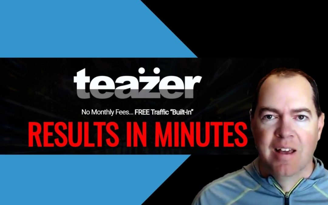 Teazer Mark Bishop – Review + Bonus