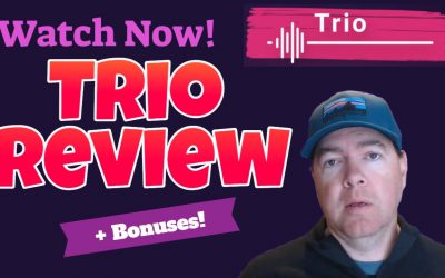 Trio Review + Bonus – New from Dan Ashendorf