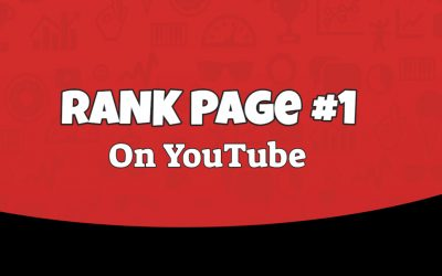 What I Use To Rank Videos Page #1 in YouTube